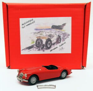 Abingdon Classics 1/43 Scale Model Car AC15219 - 1959 MGA 1500 - Red