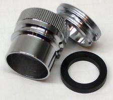 30168LF GDishwasher Faucet Adapter Aerator Dual Thread Snap Fitting EZ Flo