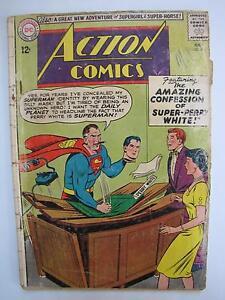 Action Comics #302 (Jul 1963, DC) [GD/VG 3.0]