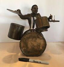 "MARK HOPKINS BRONZE ""Jazz Drums"""