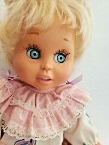 Vintage Galoob Baby Face Doll #7 So Innocent Cynthia Doll LGTI 1990