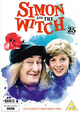 Simon and the Witch: The Complete Series One & Two DVD (2017) Elizabeth Spriggs