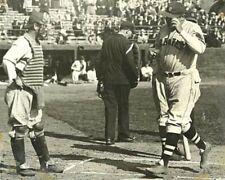 "Babe Ruth - 8"" x 10"" Photo - Boston Braves Baseball- 1935- 3 HR Game- #714"