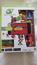 Appgear Mysterious Raygun Amplified Reality App Game - iPad iPod iPhone Android