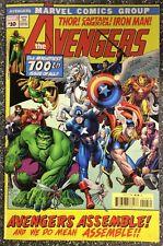Avengers #10 Adams 1:50 Variant