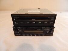 TOYOTA car stereo AM FM Cassette 6 Cd Unit Factory OEM 74834  86120 4 Runner