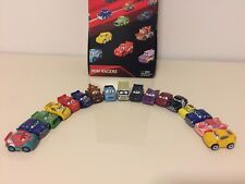 Disney Cars 3 Mini Racers Lot of 17 Sealed #1~#17  w/box PRIORITY Fast Shipping
