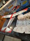 Vintage Estes Sky Rangers Radio Control R/C Jet Airplane With Box  PARTS only