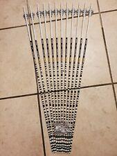 Gold Tip Ted Nugent Blemish Arrows 400 spine 500 spine 1 Dozen