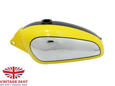 Ducati 350Cc Scrambler Chrome Yellow Black Petrol Tank |Fit For