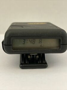 NEC Radio Pager-Vintage Pager/Beeper/Radio Pager Black FAST SHIPPING (R-1)