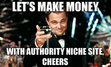 Authority Niche Site FOR SALE! Earn Huge Passive Income with Premium Website
