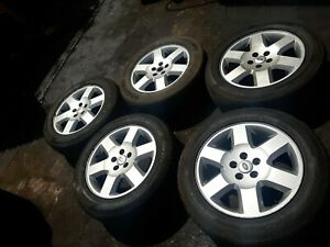 Land Rover 19inch Alloy Wheels 225/55/19