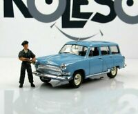 "Scale car 1:43, GAZ-22 ""Volga"" autolegends of USSR the best"