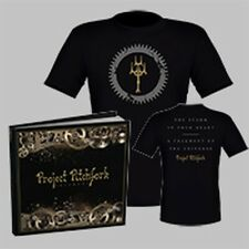 Project Pitchfork: FRAGMENT Limited Collector's Set [2CD+BUCH + T-Shirt L] OVP!
