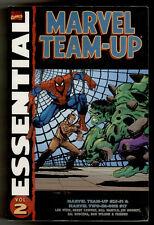 Essential Marvel Team-Up Volume 2 2006 Spider-Man, Hulk, Iron Man