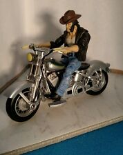 marvel universe 3.75 Logan wolverine  motorcycle origins bike  loose lot legend