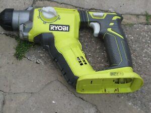 Ryobi One+ R18SDS 18V Cordless SDS Hammer Drill Bare fully working