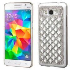 Étuis, housses et coques métalliques Samsung Galaxy Grand Prime pour téléphone mobile et assistant personnel (PDA) Samsung