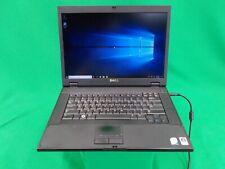 Dell Latitude E5500 Intel Core 2 Duo @ 2.26GHz 320GB HDD 4GB RAM Windows 10 Pro