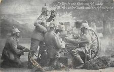 BG4079 soldiers cannon canon  germany military militaria propaganda