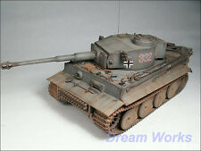Built 1/35 Tiger I by Award Winner built +PE,track link