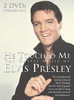 Elvis Presley: He Touched Me Volume 1 and 2 DVD Michael Merriman(DIR) 2005