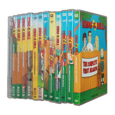 BRAND NEW King of the Hill Complete Series Season 1-13 37 DISC DVD SET FREE SHIP