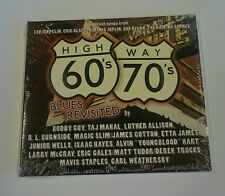VARIOUS HIGHWAY 60S 70S CD **Sealed** Blues Revisited Luther Allison Etta James