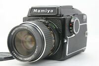 [ Exc+4] Mamiya M645 Waist Level Finder + Sekor C 55mm F2.8 Lens from Japan A574