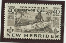 New Hebrides - BRitish  Stamps Scott #J14 MINT,NH,F-VF (X7905N)