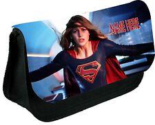 Supergirl personalised pencil cases