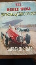 Book of motors 50s speedway / TT / Monte Carlo  classic & vintage cars by l cade