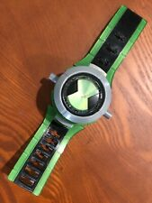 Ben 10 Ultimate Omnitrix Watch Lights for Crystal Alien Figures Bandai 2008