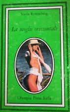 La moglie orizzontale - Rosemberg - 1979 - Olympio Press Italia - lo