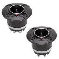 Rockford Fosgate Punch Pro Car Audio 1 Inch 4 Ohm Neodymium Tweeter (2 Pack)