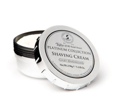 NEW Taylor of Old Bond Street Platinum Collection Shaving Cream 150g