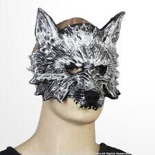 Wolf's Head Foam Mask Adult Men Kid Masquerade Wolf Werewolf Halloween Costume