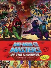 He-Man and the Masters of the Universe - A Character Guide and World...
