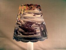 New Custom handmade 3x5x4.5 Cut Bear Lampshade Lamp Shade 100% recycled material