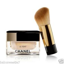 Chanel Sublimage Le Teint Foundation Ultimate Radiance Brush 21 Beige NIB