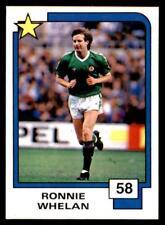 Panini Soccer Cards 1988 - Ronnie Wheelan # 58