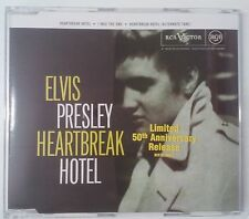 Elvis Presley Heartbreak Hotel CD-Single Australia 2008