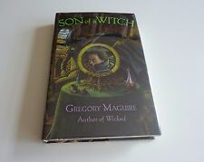 Son of a Witch by GREGORY MAGUIRE (Signed) HC DJ 1st/1st