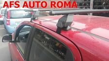 BARRE PORTATUTTO AFS MENABO FIAT PANDA ANNO 2016 NO RAILS MADE IN ITALY