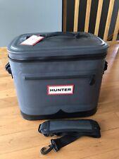 Hunter for Target Large Square Cooler - Grey/ Black Nwt Sold Out hard to find