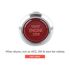EASYGUARD Replacement push engine start stop button for ec002 P4 red
