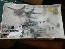 Revell Lockheed P-38 Night Lightning/Fighter Bomber FACTORY SEALED BOX! H220