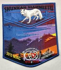 Grand Teton Council 2015 SA-397 Ghost District Thank You CSP Mint FREE SHIPPING