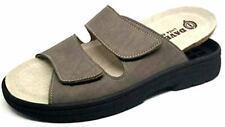 DAVEMA CIABATTE, pantofole uomo art.1708 taupe plantare estraibile slippers